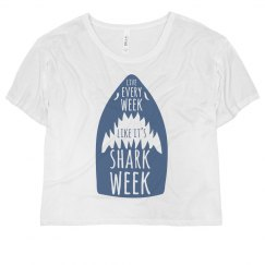 My Life Is Shark Week