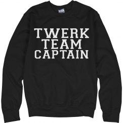Twerk Team Captain