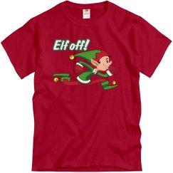 Christmas Elf Off