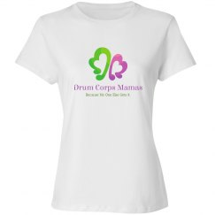 Drum Corps Mamas relaxed slim logo t-shirt