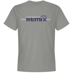 Basic Gray Remix Tee