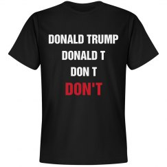 Anti-Donald Trump Tee