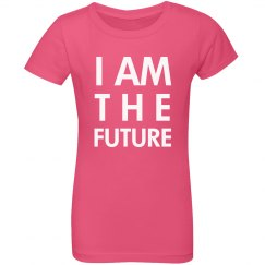 I Am the Future Youth Tee