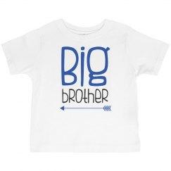 Big Brother Toddler Tshirt