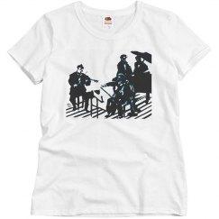 Chamber Jazz / Jazzy Girl Shirt