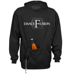 Adult Logo Unisex Water Bottle Holder Hoodie