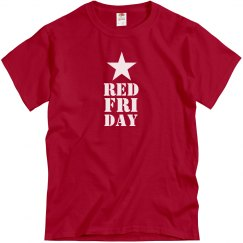 RED FRI DAY