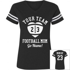 Custom Football Mother