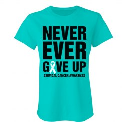 Cervical Never Give UP