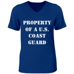 I Am US Coast Guard Property