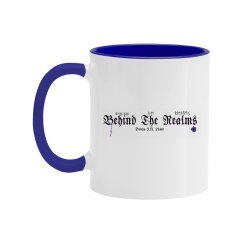 Behind The Realms mug