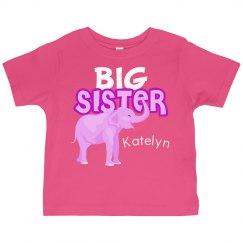 Big Sister Elephant