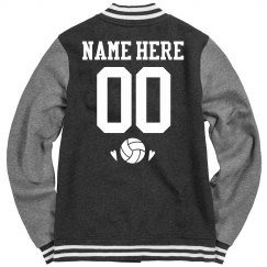 Custom Volleyball Team Bomber Jacket