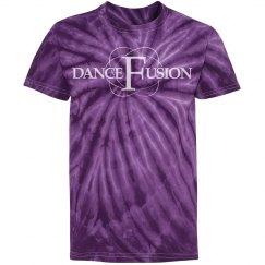 Youth Logo Tie-dye T-shirt