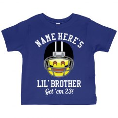 The Lil' Football Brother