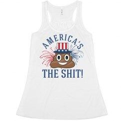America's The Shit!