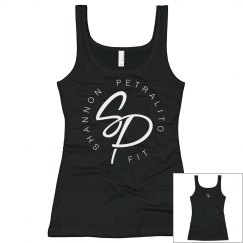 Spfit Slim Fit Logo Tank