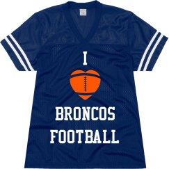 Broncos Jersey