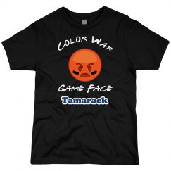 Camp Emoji Color War Game Face