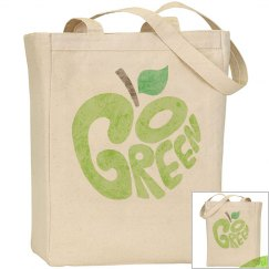 Go Green Apple
