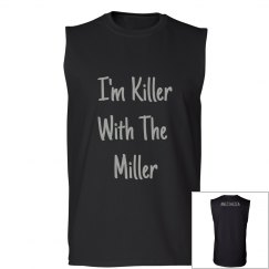 Men's Tank- Killer with Miller