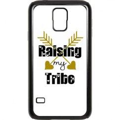 Raising my Tribe Samsung Galaxy 5 Phone Case