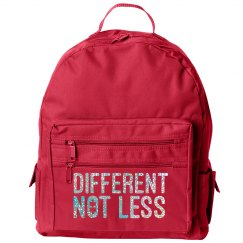 Autism Acceptance Backpack