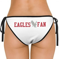 Custom Team Name Fan Bikini