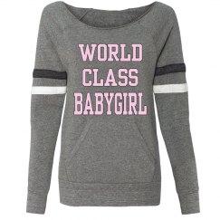 World Class Babygirl