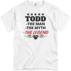 Todd - The Man!