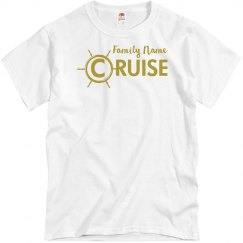 Custom Family Cruise Shirt