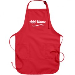 Adjustable Full Length Apron