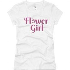 Flower Girl Ring