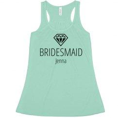 Trendy Bridesmaid 2