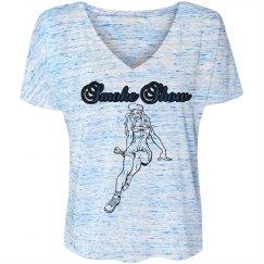 SS V Neck Shirt