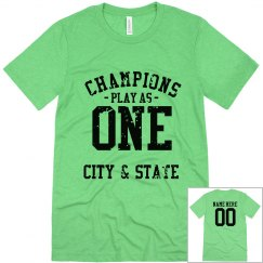 Champions Play Vintage