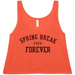 Custom Spring Break Forever