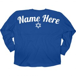 Jewish Star Billboard Jersey