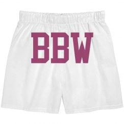 BBW BIG SHORTS