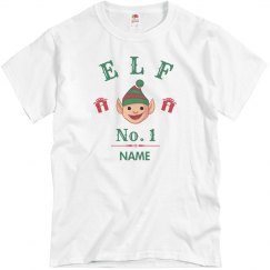 Holiday Family Of Elves Number 1