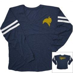 Vikings long sleeve shirt.