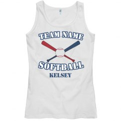 Design Softball Tanks