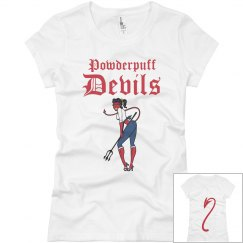 Powderpuff Devil Costume