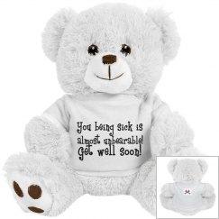 Get Well Soon Bear