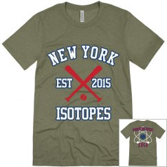 Isotopes - Cooperstown 2018
