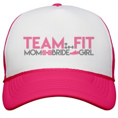 Team Fit Trucker Hat