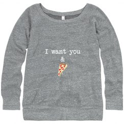 I Want You & Pizza