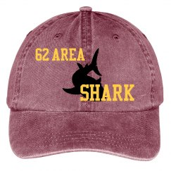 Shark cap (full cotton)