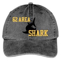 Shark cap (full cotton)