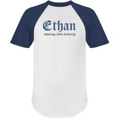 Ethan name meaning shirt